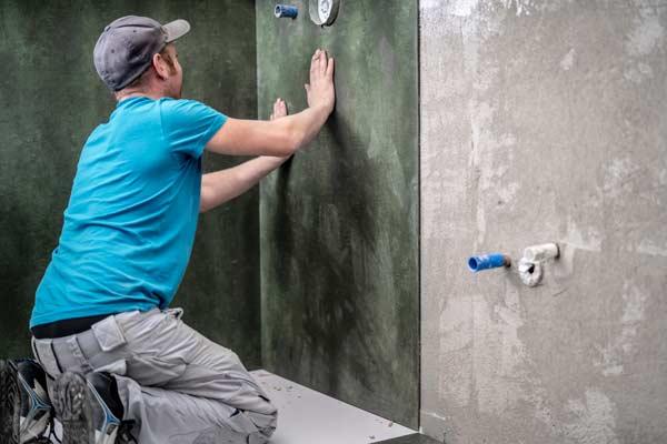 tile waterproofing