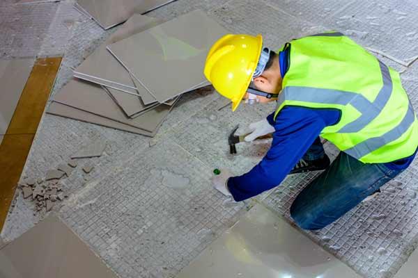 tile removal perth
