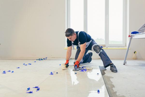 floor tilers fremantle laying tiles