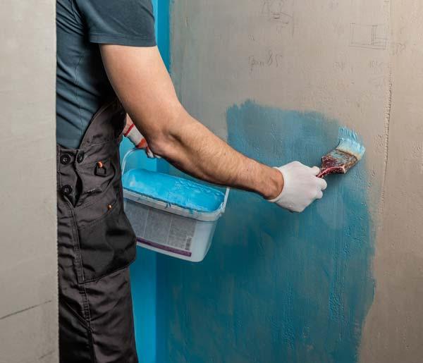 how to waterproof a bathroom
