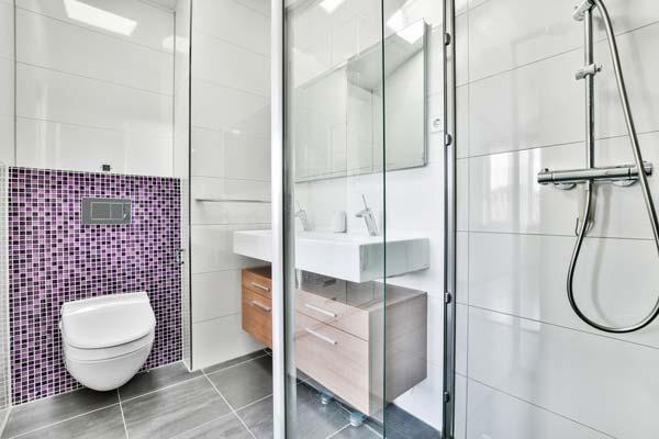 bathroom shower tiling perth